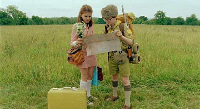 Moonrise Kingdom Wes Anderson