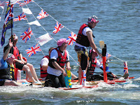 Mudeford Lifeboat Funday 2012
