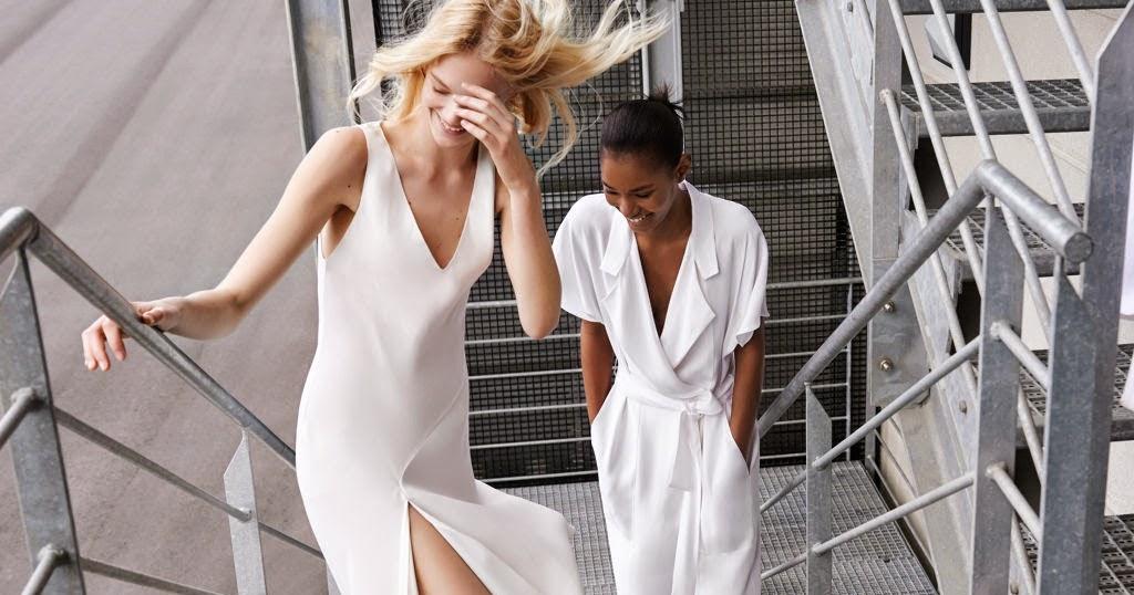 Look like a model catalogo zara donna nuova collezione for Zara nuova apertura