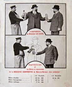 Pub Brasserie Coopérative de Mons-en-Barœul