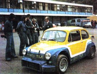 Trka ušče 1970 godine Marino+ivancic