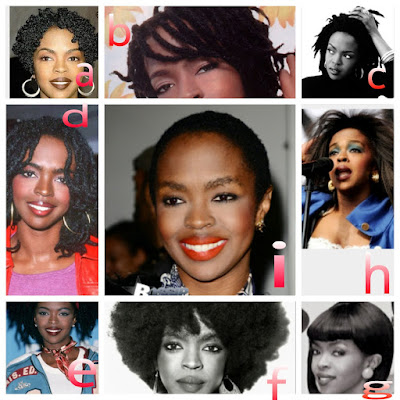 THE HAIRVOLUTION OF LAURYN HILL