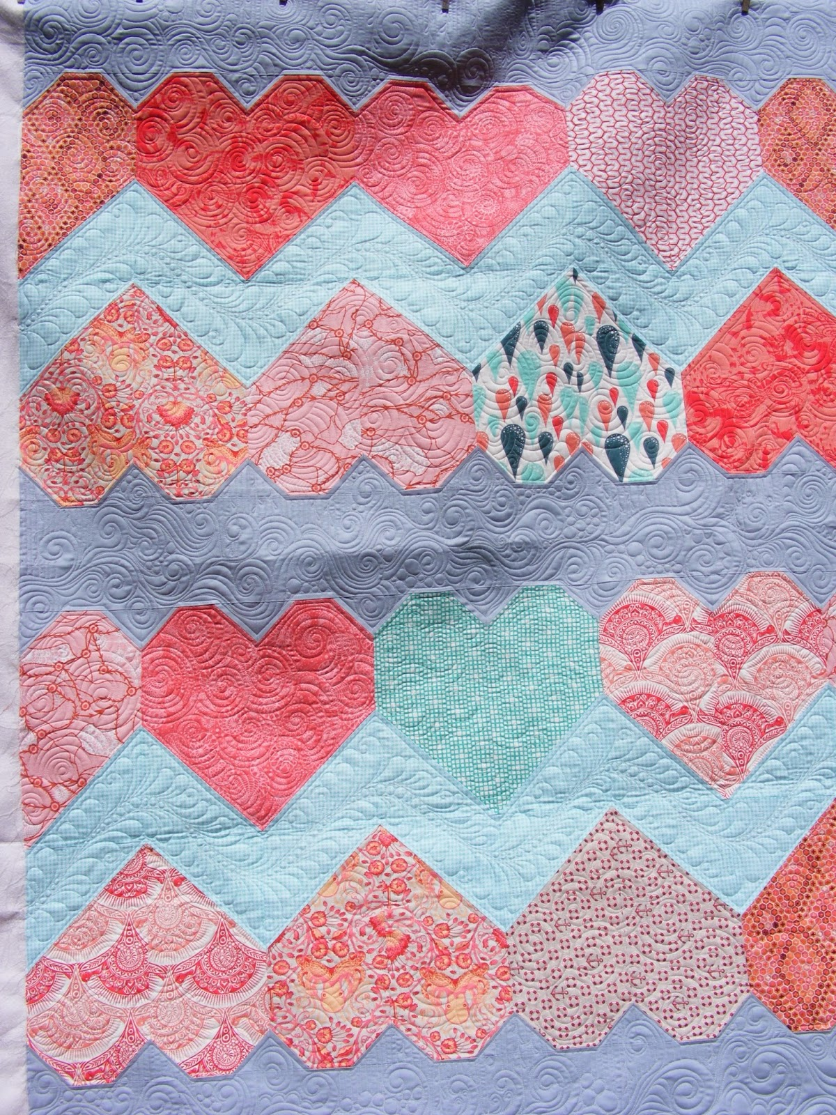 TIA CURTIS QUILTS: June 2014