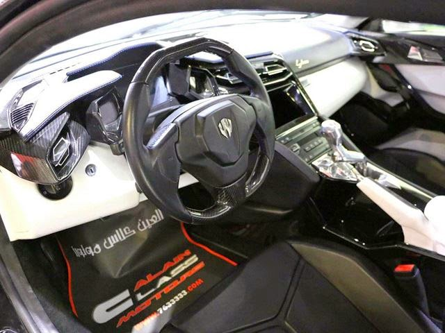 W Motors Lykan Hypersport Al Ain Class Motors Dubai