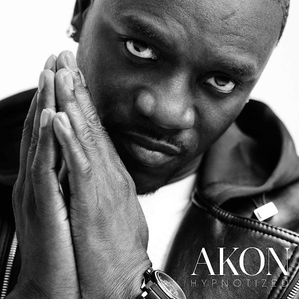 Akon - Hypnotized - Single Cover