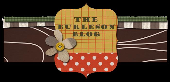The Burleson Blog