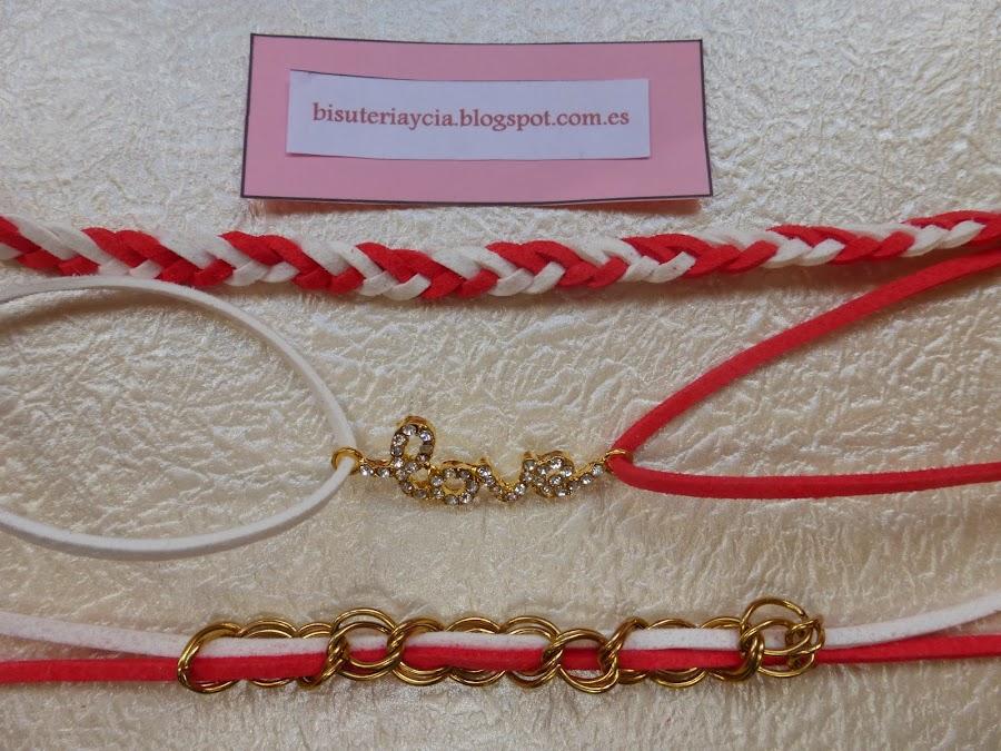 Una pulsera para San Valentín