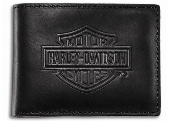 carteras hombre Harley Davidson