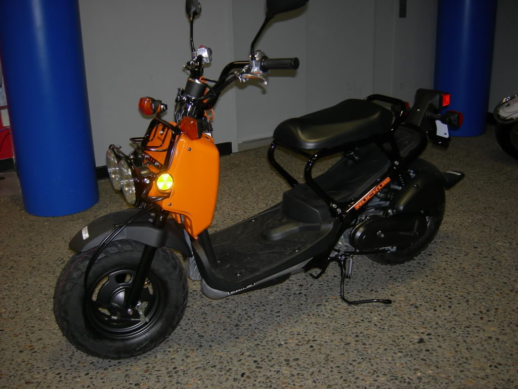 2011 Honda Ruckus Specifications And Pictures Latest