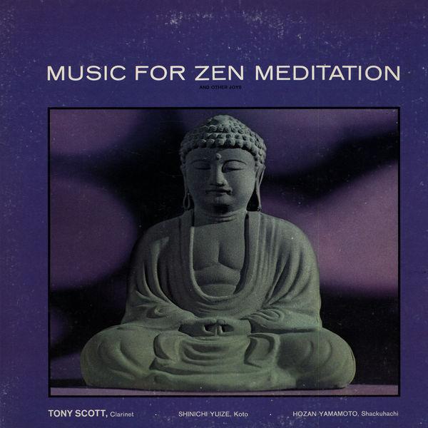 La huerta de fulcano tony scott music for zen meditation
