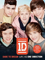 bookcover of DARE TO DREAM - Life as One Direction