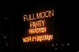 Koh Pangan Full Moon vollmond Party einschätzung risiko bzw ist es gefährlich