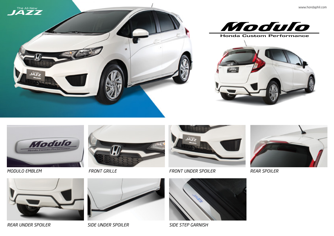 Upated different lives one car all new 2014 honda jazz launched w complete brochure carguide ph philippine car news car reviews car features