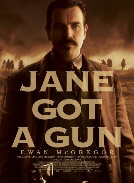 Tráiler oficial y pósters de 'Jane Got a Gun' con Natalie Portman