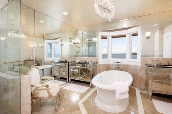 Cuartos de baño que lujo   kitchen design luxury homes
