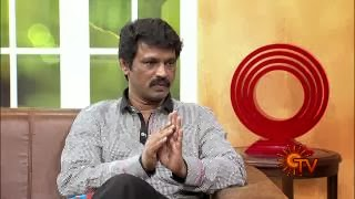 Virundhinar Pakkam – Director Cheran – Sun TV Show 24-09-2013