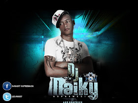 Productor De Santiago Dj Naiky
