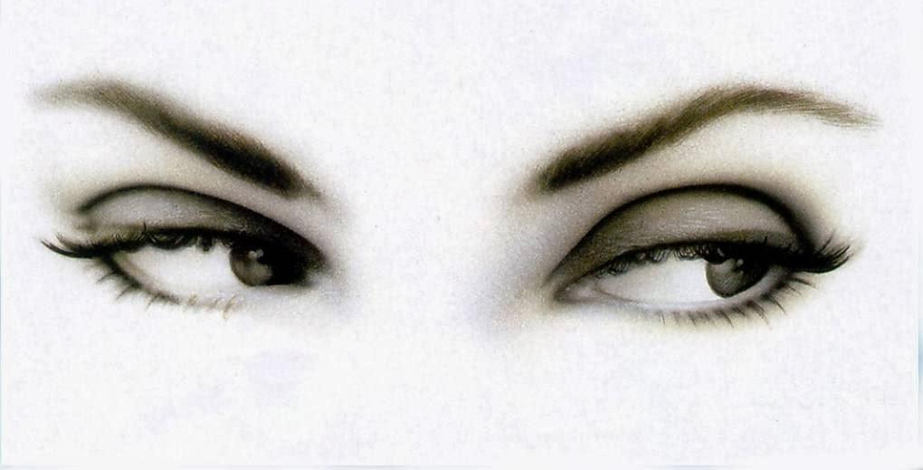 Mata Wanita yang Sudah Tidak Perawan