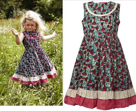 Fru+Fru+Dress isossy children global fashion for global kids april 2012,Childrens Clothes Designers Uk
