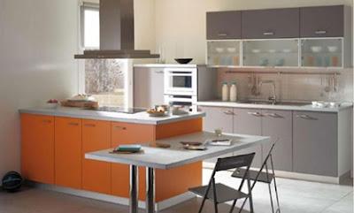 Decora el hogar decoraci n de cocinas peque as y modernas for Como decorar una cocina chica