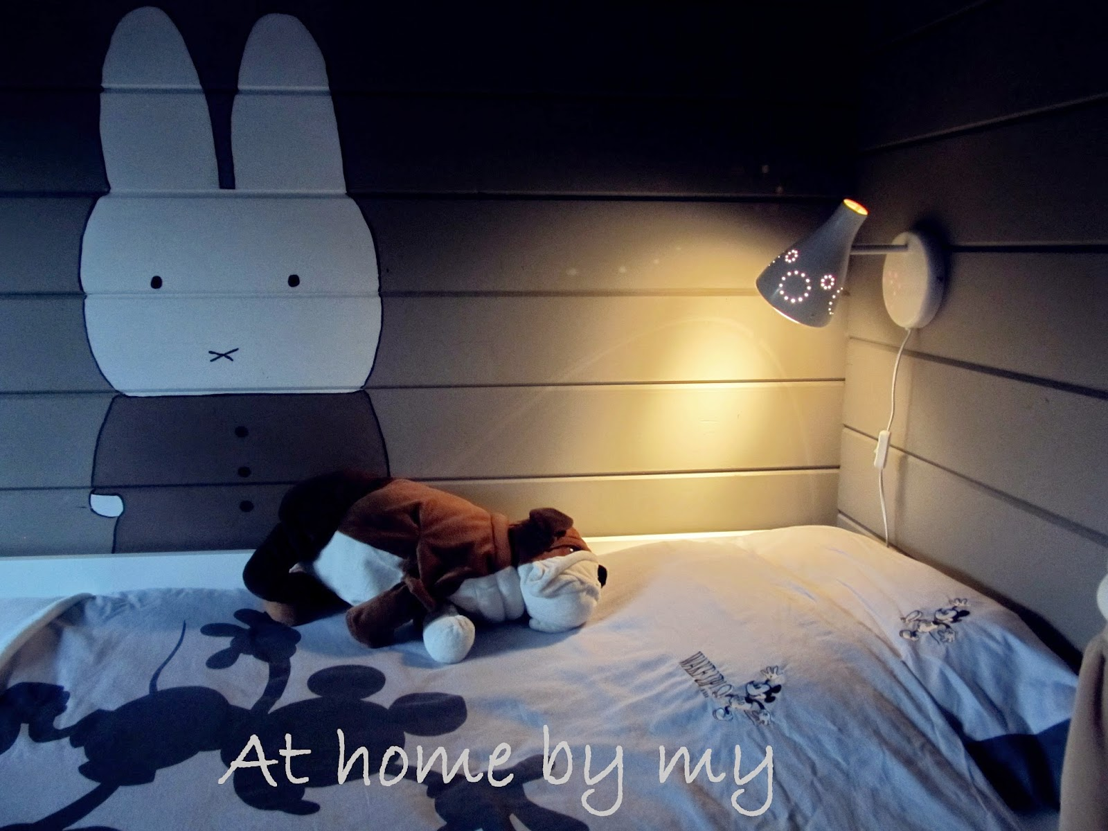 At home by my mijn kleine man zijn kamer - Kamer kleur man ...