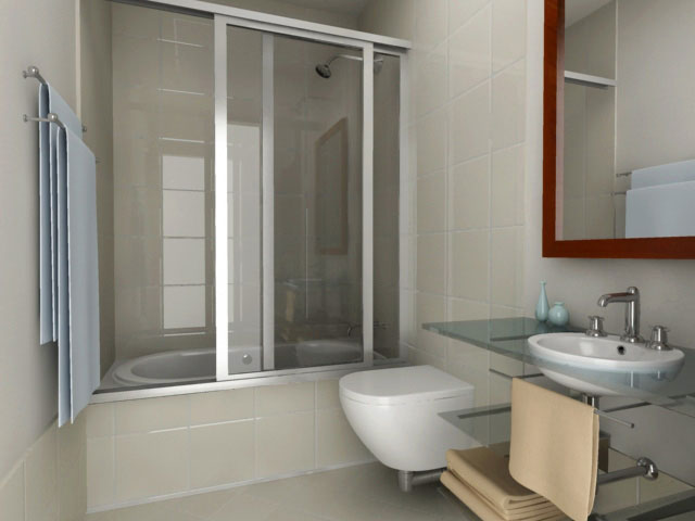 My teak home space saving bathroom tips and tricks - Seven tips to save space in a small bathroom ...