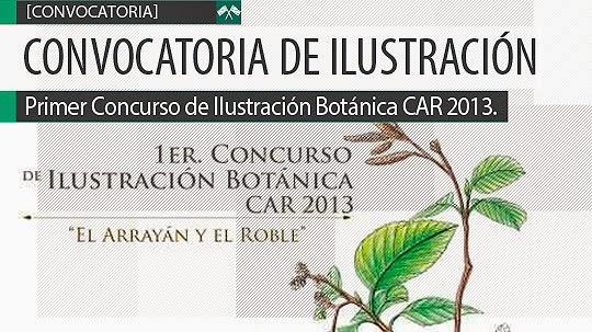 Primer Concurso de Ilustración Botánica CAR 2013