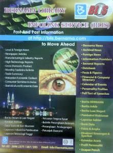 Bernama Library and Infolink Service