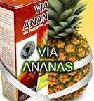 حبوب فيا اناناس Via Ananas