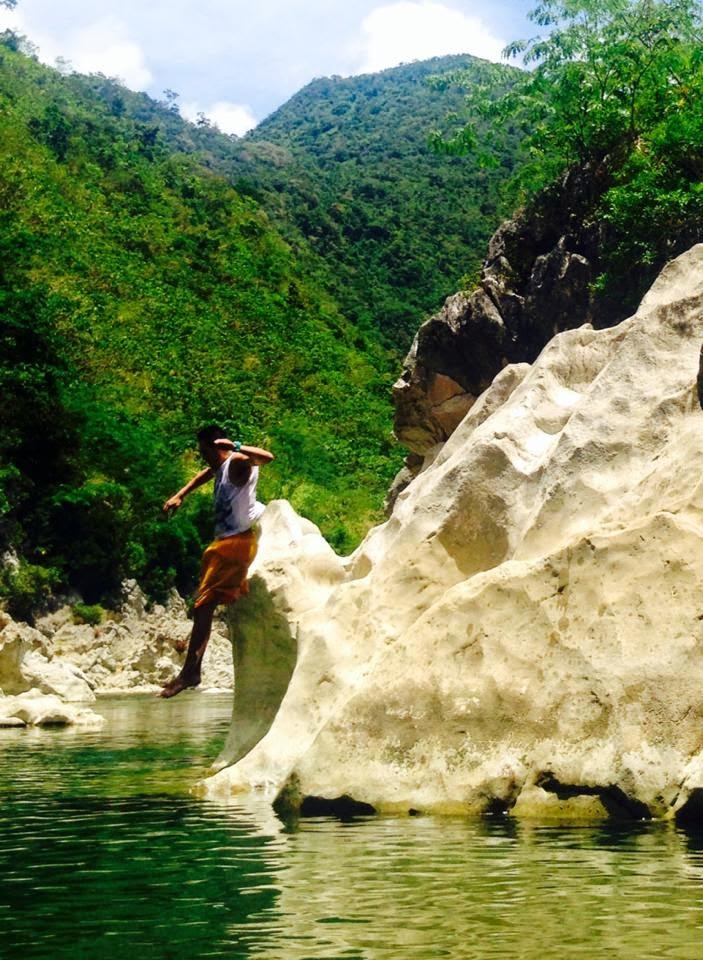Tinipak River, Daraitan Tanay Rizal
