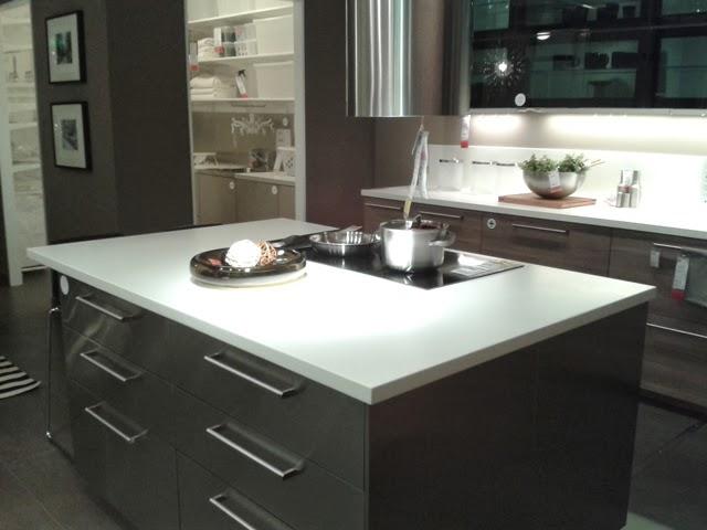 casas cocinas mueble ikea encimeras