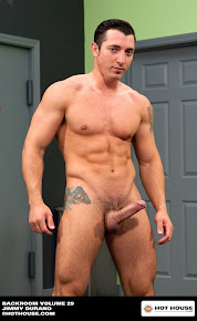 Smooth hunks: Jimmy Durano