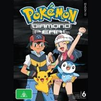 Phim Pokemon - Season 10: Diamond And Pearl - Pokemon - Season 10: Diamond And Pearl