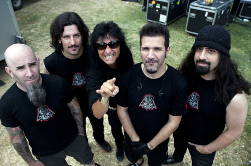 Samples de Worship Music Lo nuevo de Anthrax
