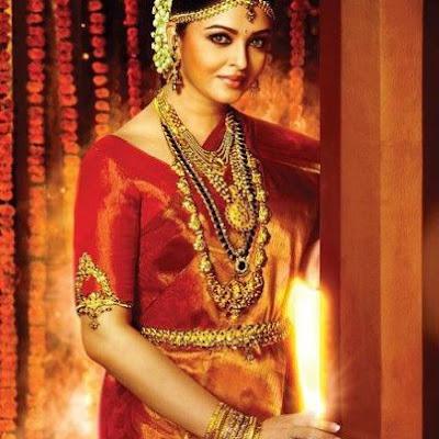 Aishwarya Rai's Latest 2013 Photo shoot for Kalyan Jewellers