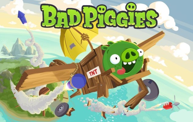 Download Bad Piggies PC