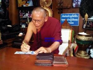 Khruba Noy Wat Sri (sii) Don Muun,chiangmai