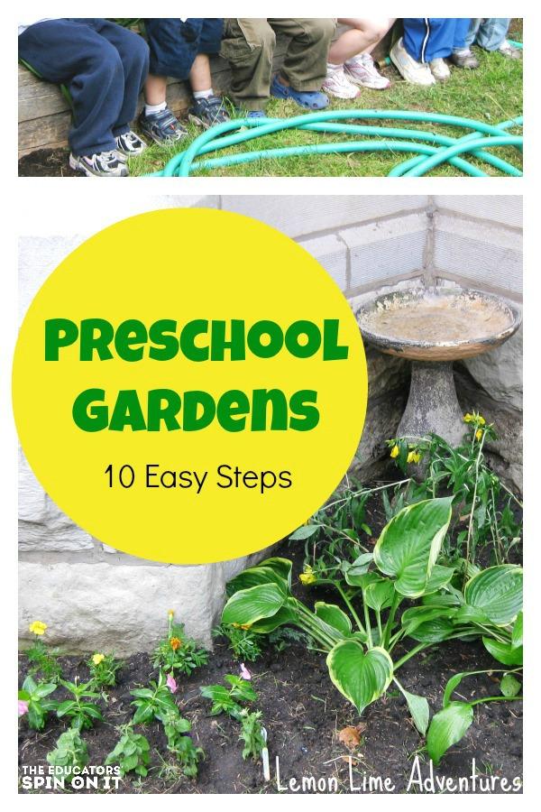 preschool garden ideas the educators spin on it gardening with preschool 755