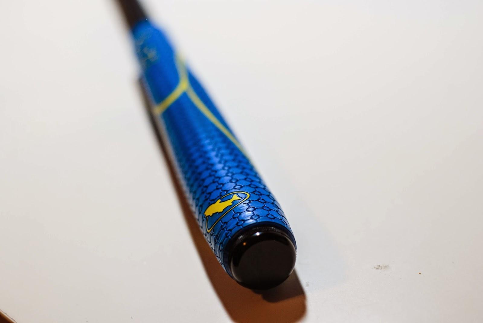 The tenkara customs x winn grips rod build for Fishing rod grips