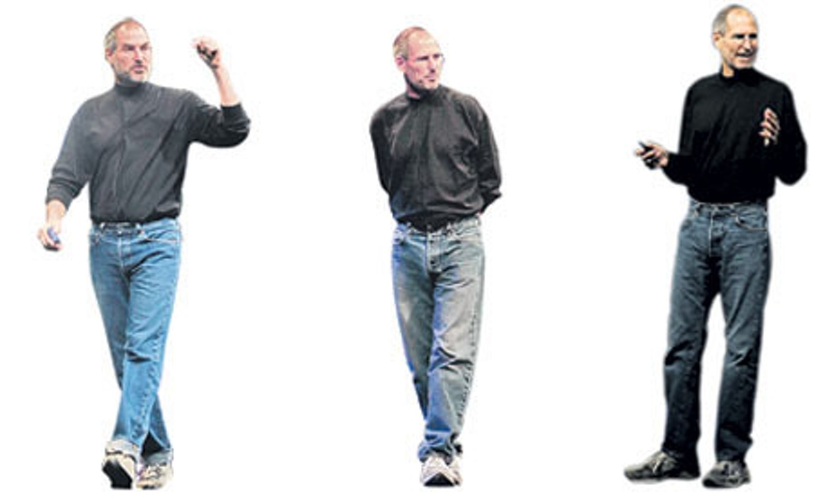 Why Steve Jobs Wore The Same Outfit Every Day - From The Rest Of The World - Deskmate