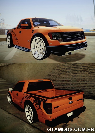 Ford F150 SVT Raptor Asanti Edition