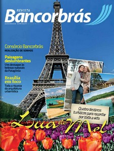 Brinde Gratis Revista Bancorbrás sobre Turismo