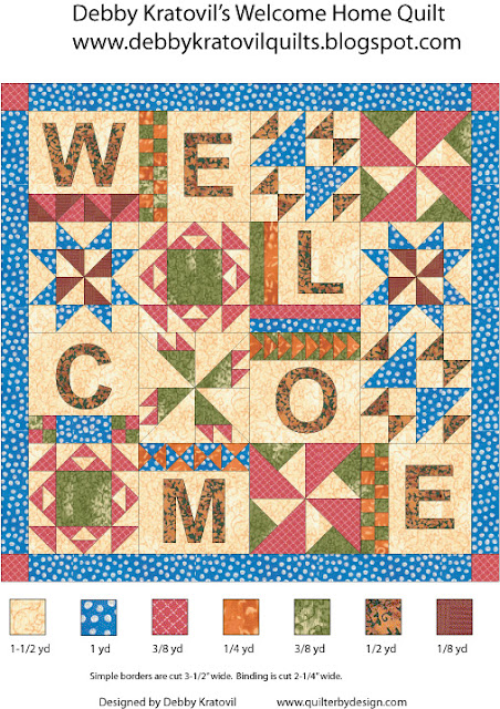 Sew Along Welcome