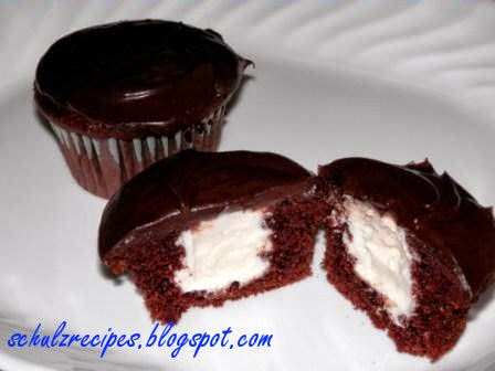 Schulz Family Recipe Collection: Chocolate Cupcakes with ...