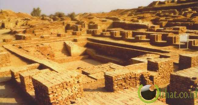 Hilangnya Peradaban Lembah Indus