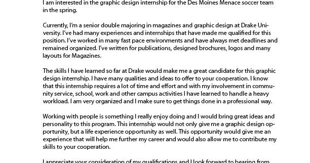 design practicum 191 cover letter