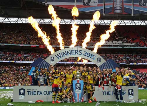 Full Match and Highlights Final FA Cup Arsenal vs Aston Villa
