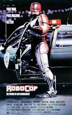 Watch RoboCop 1987 BRRip Hollywood Movie Online | RoboCop 1987 Hollywood Movie Poster
