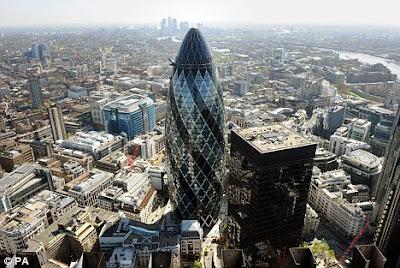London kini tempat paling teruk di dunia untuk jalankan perniagaan