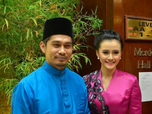 Fizz Fairuz Almy Nadia Bernikah 26 April ini